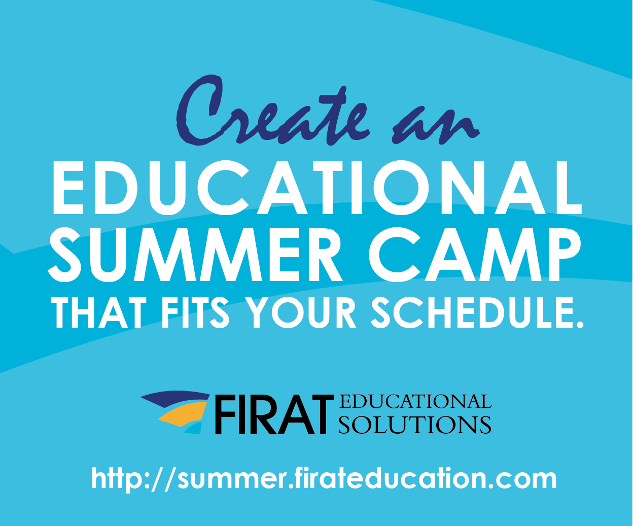 We invite you to create a customized summer camp for 2017.