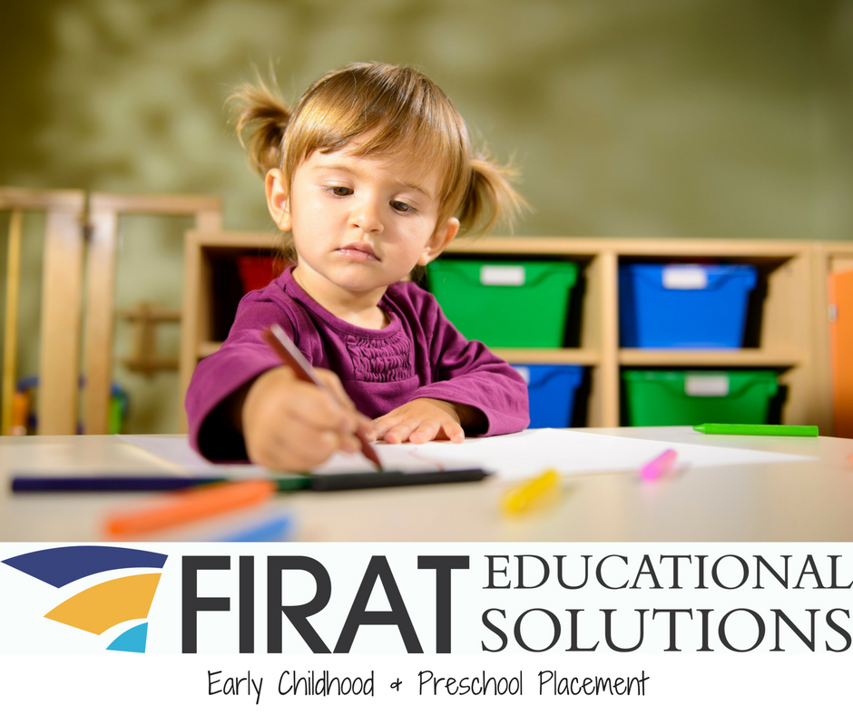 We also work with families who have kids ready for or are in early childhood or preschool.