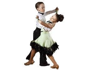 Children ballroom dance lessons
