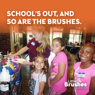 Little Brushes Kids Camp