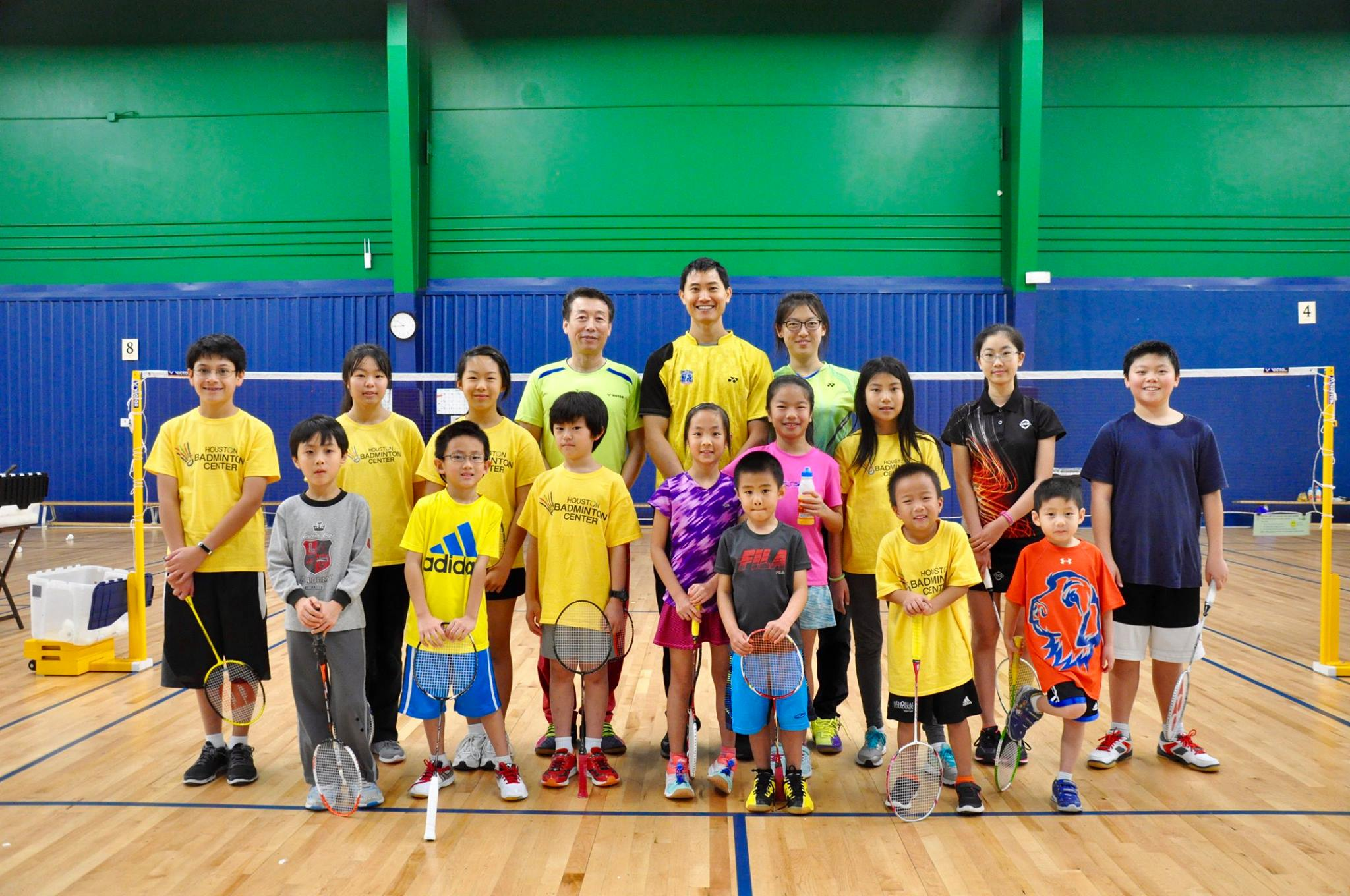 Winter Badminton Camp 2016!