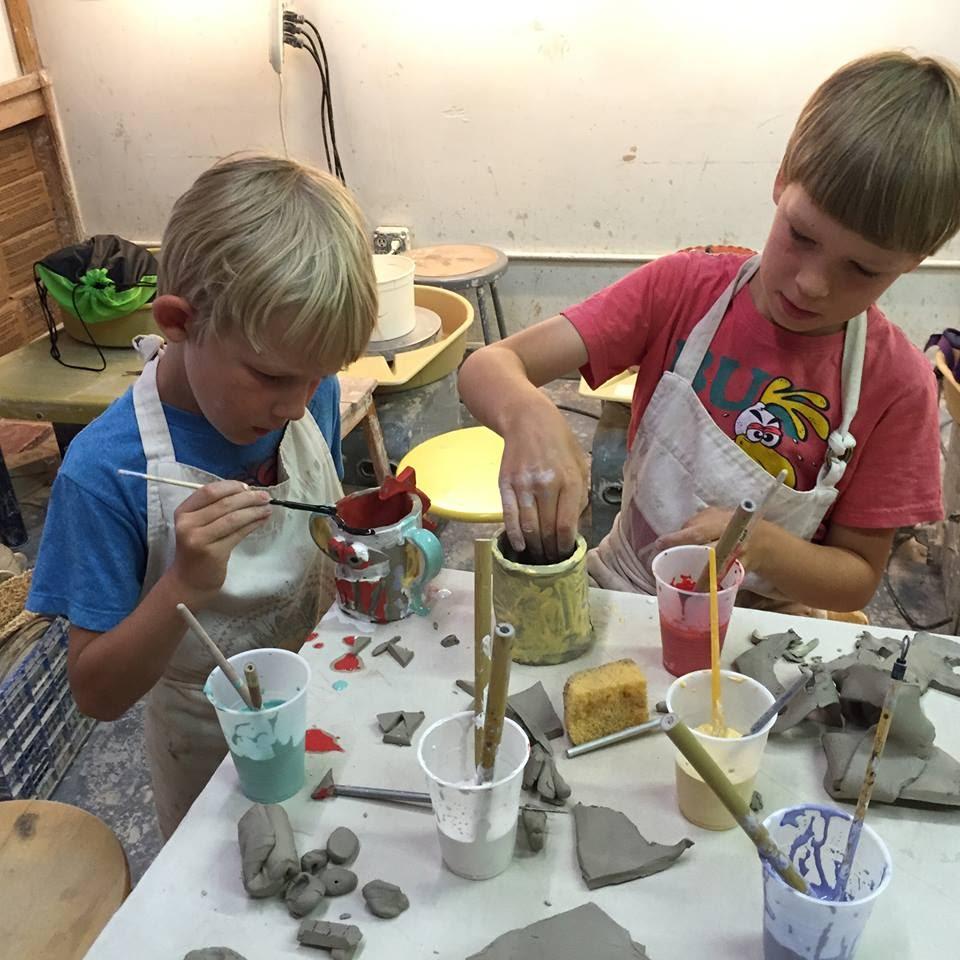 Mugi Pottery Kids Class