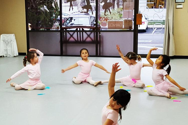 Pre-Primary girls
