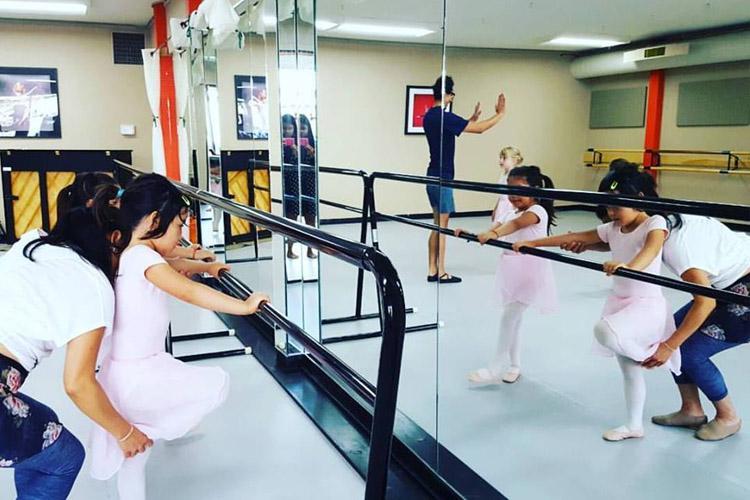 Poise Ballet studio