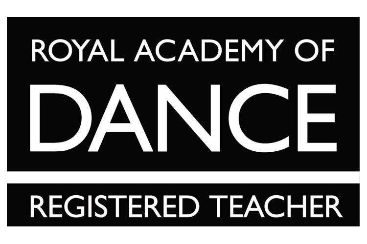 Royal Academy of Dance RAD Registered Teacher