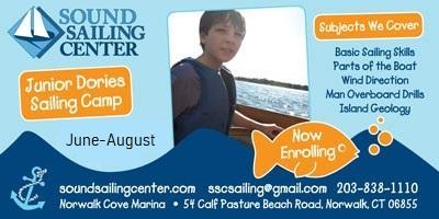 Dories Summer Sailing Camp