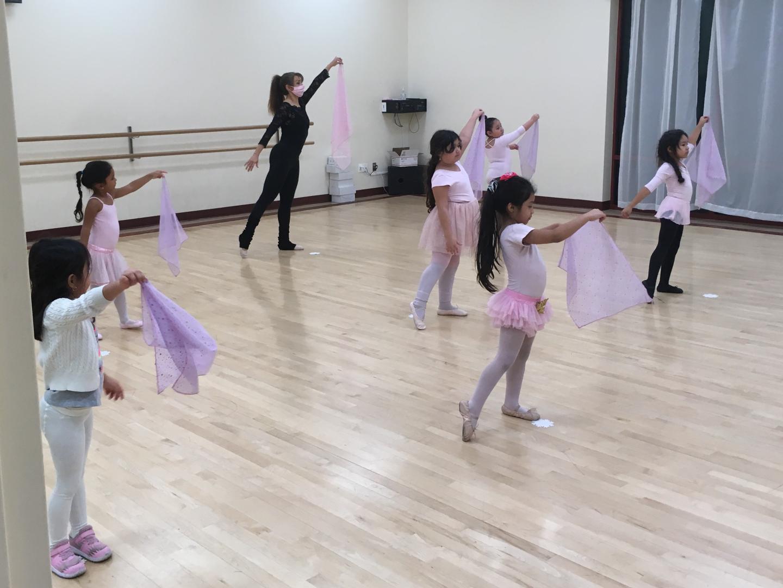 Children Ballet dance classes